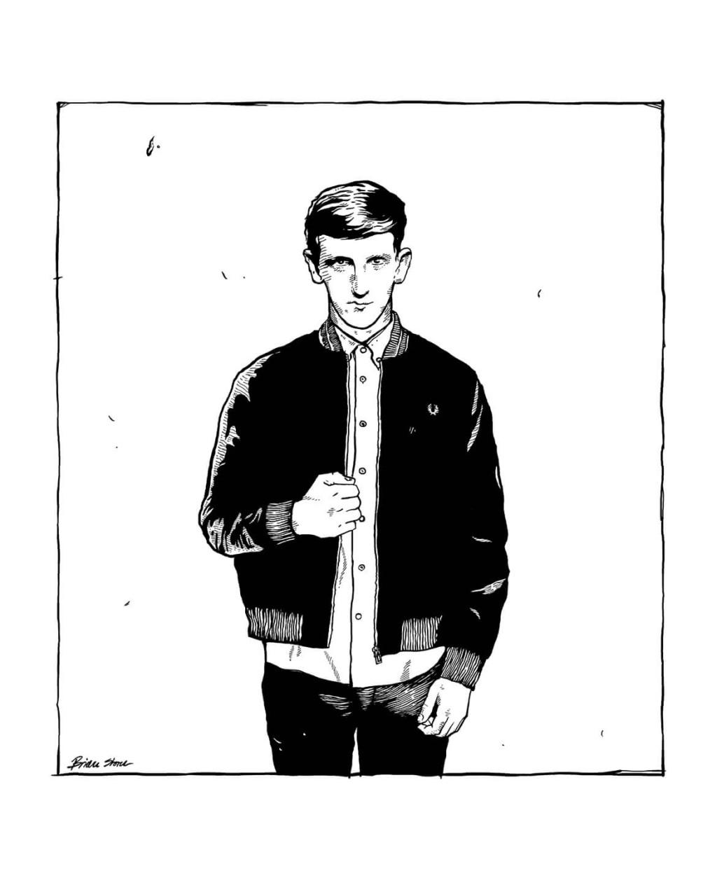 Brian Storm - Illustration & Design Künstler Porträts
