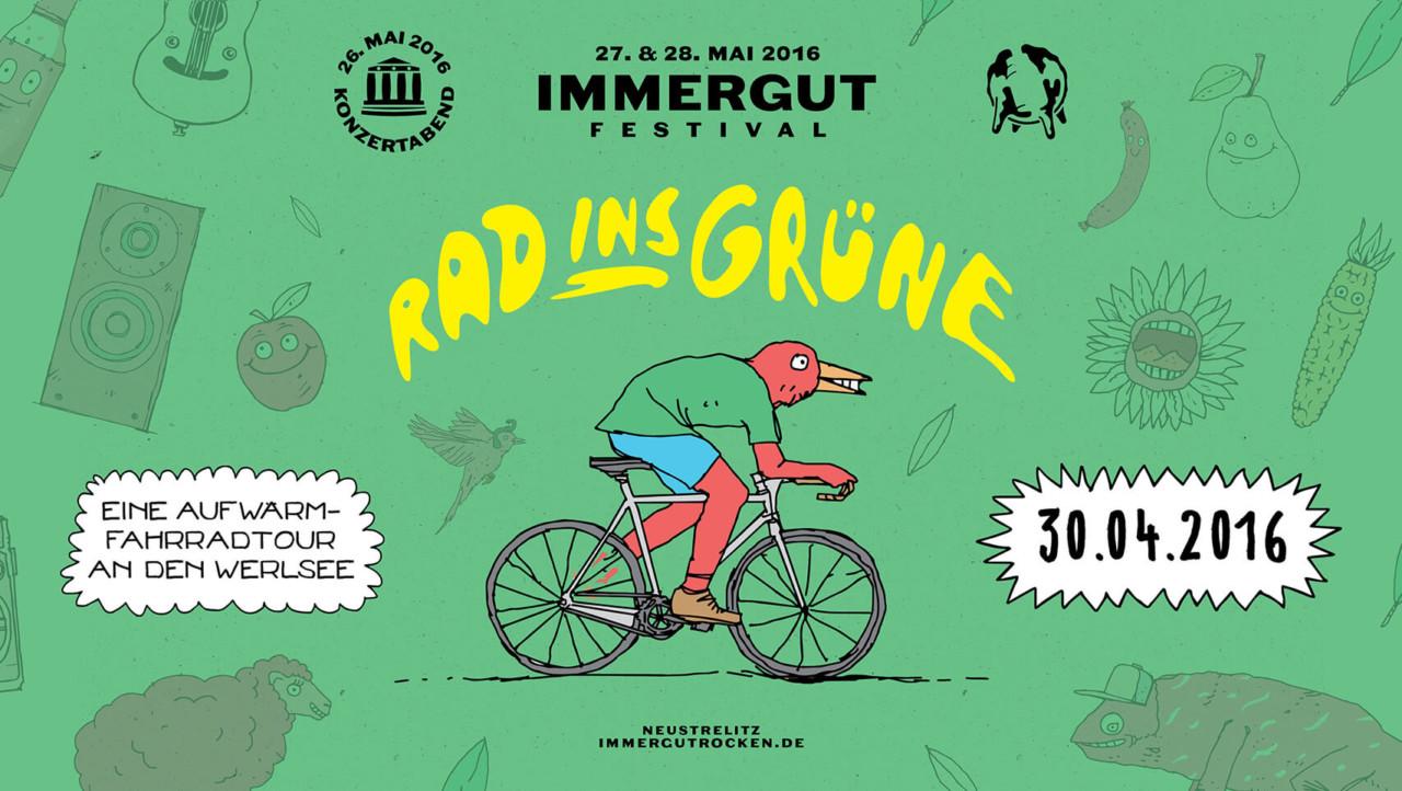 Brian Storm - Illustration & Design Immergut Festival 2016