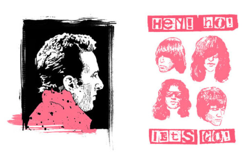 Brian Storm - Illustration & Design Artist Portrait Illustrations