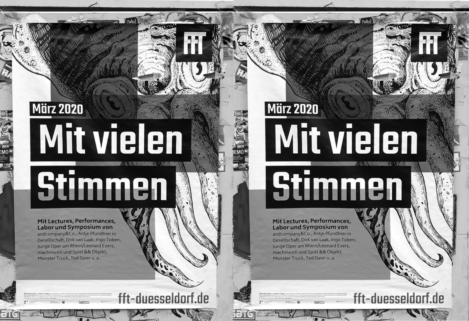 Brian Storm - Illustration & Design FFT Düsseldorf