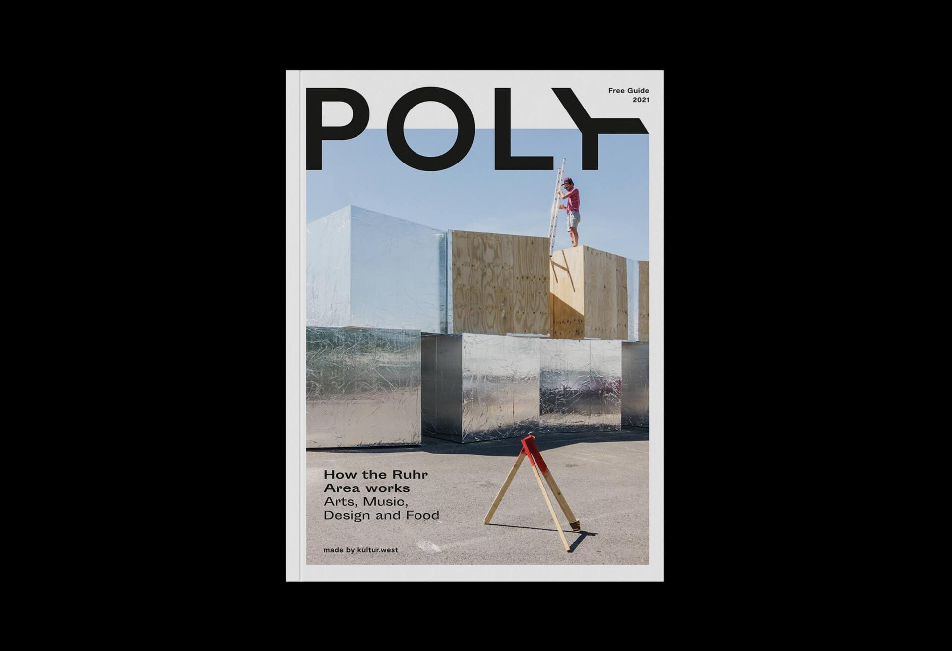 Brian Storm - Illustration & Design Poly Magazine